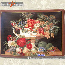 Jacquard French Wool Aubusson Tapestry Wall Hangings