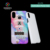 Sublimation Blank Phone Case for IPHONE X, Customized 3D Phone Cases for IPHONE X, Cell Phone Case for IPHONE X