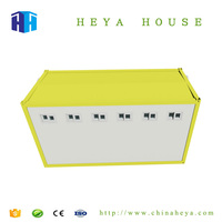 prefab mobile toilets house portable container toilet for construction site for sale