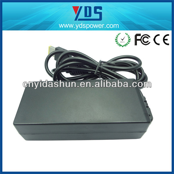 direct buy china water meter adapter for ac dc adapter 20v 3.25a square with pin&65w computer accessory