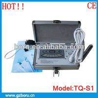 2013 Hot selling!! 3rd-generation Mini size Portable Quantum Magnetic Resonance Analyzer with 38 reports TQ-S1