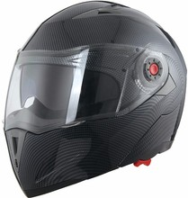 Hot sale DOT approved Dual visors flip up custom motorcylce helmet