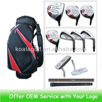 Custom decorative golf club , Complete Golf Clubs Set
