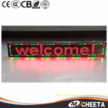 Lastest Hot Sale Outdoor Double Side P5 Full Color 3g Wifi Taxi Roof screen/ Car Top Display/ led sign display For Sale