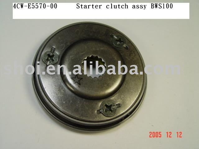 SCOOTER CLUTCH ASSEMBLY (STARTER CLUTCH ASSY BWS100)