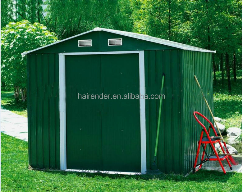 movable tool house for garden