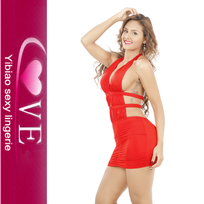 Lenceria Sexy Bridal Nighty For Fat Women Red Hot Nighty Picture
