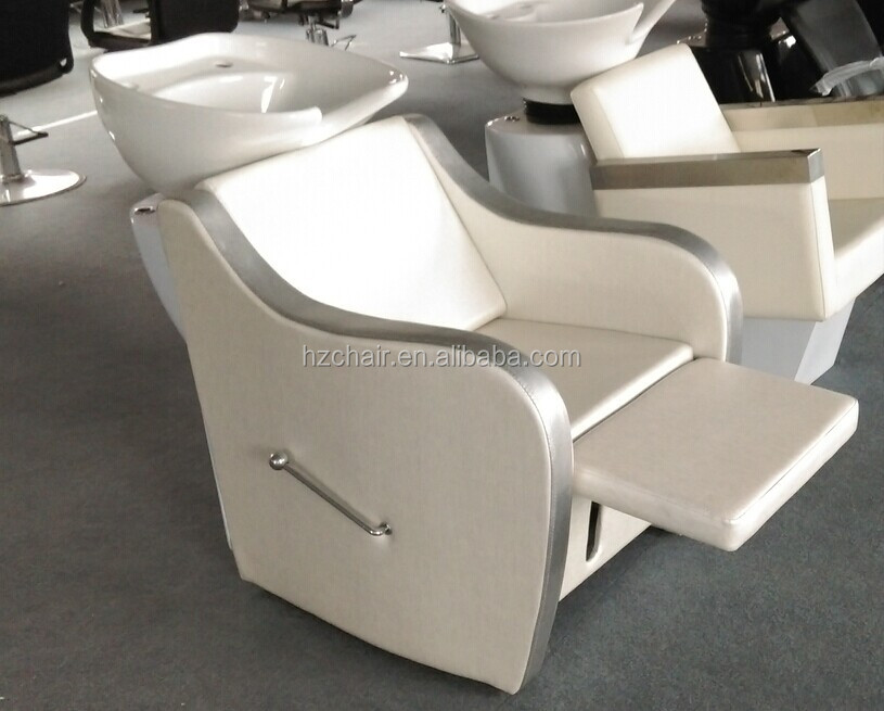 2015 top design salon shampoo chair washing chair buy for Colored salon chairs
