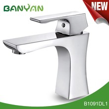 New model sanitary brass washing simple wash basin tap