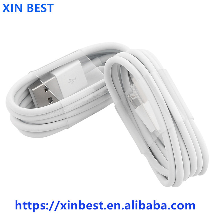 100% TEST before shipping Support newest ios 10.0 for Iphone 6 Foxconn USB Charger Lead Cable for Iphone 6