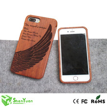 Wood phone case for samsung galaxy s4 s6 s7 edge wood and bamboo phone case