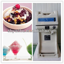 Commercial ice cube crusher
