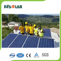 good selling and low cost 5000w home inverter solar power system for home