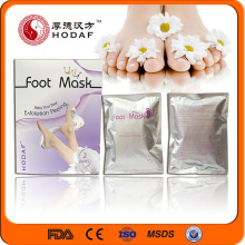 Exfoliating foot mask remove dead skin cuticles heel cracked heelfoot care cosmetics