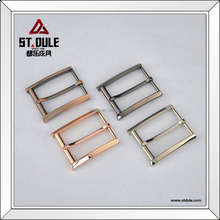 hot sale high quality good price metal pin belt buckle zinc alloy classic deisgn