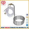 Stainless steel condenser coil pipe