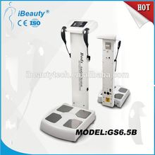 Body testing machine/electronic pulse body composition analyzer