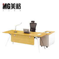 metal leg for office furniture secretary office table office furniture manufacturers