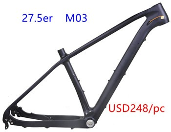 New Design Hardtail China 29er Carbon Mountain Bike Frame