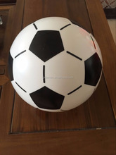 8.5 inch high quality inflatable pvc football