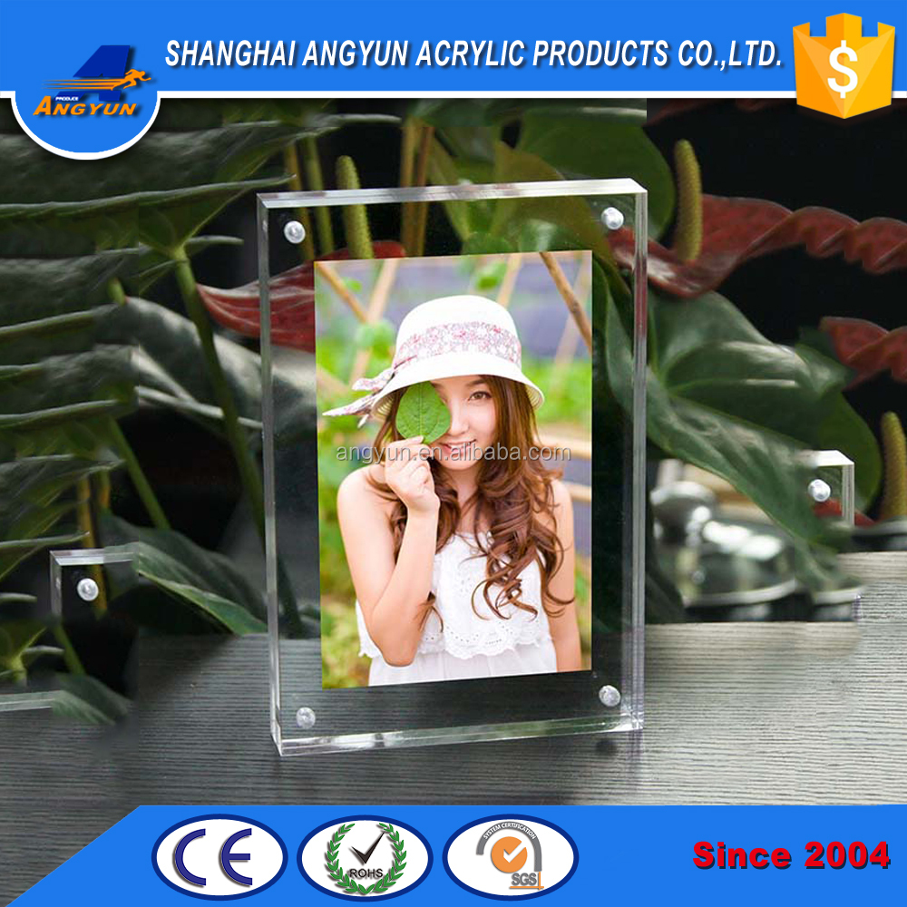 acrylic sex high heel girl pictures photo frame