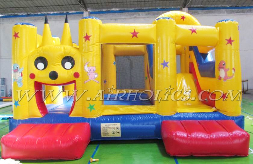 Bouncy Castle Games Children's Giant Inflatable Bouncer