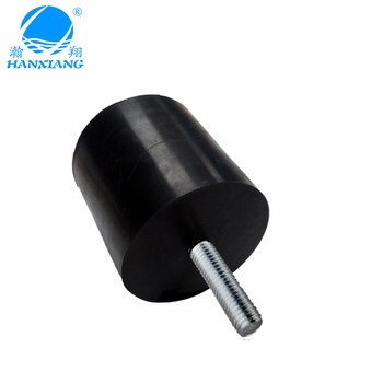 High quality machine rubber anti vibration mounts with OEM