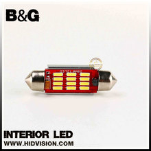 New Design Auto Lamp 4014-12SMD Festoon Canbus Car LED Bulb for Auto Reading Light, Interior Dome Light
