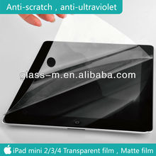 Full body screen protector for ipad Mini(factory supply)