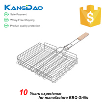 Wholesale stainless steel barbecue bbq grill fireproof wire mesh net