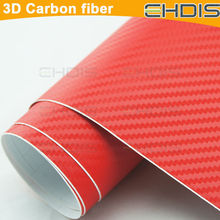 auto tuning carbon fiber 3d film foile vinyl wall sticker pvc film in guangdong