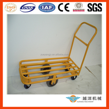 Single Tier Tublar Hand Trolley