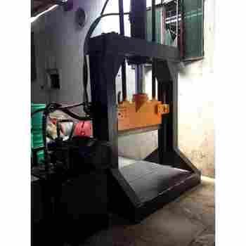 Hydraulic Press Rubber Bale Cutter / Hydraulic rubber cutting machine