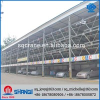Top Quality OEM Parking Steel Structure With Good Price