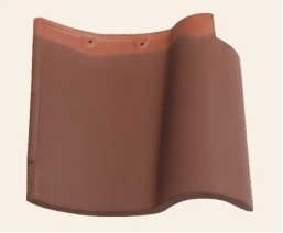 Worldwide Delivery Iso Quality Portuguese Clay Roof Tile Wholesale Manufacturer In China