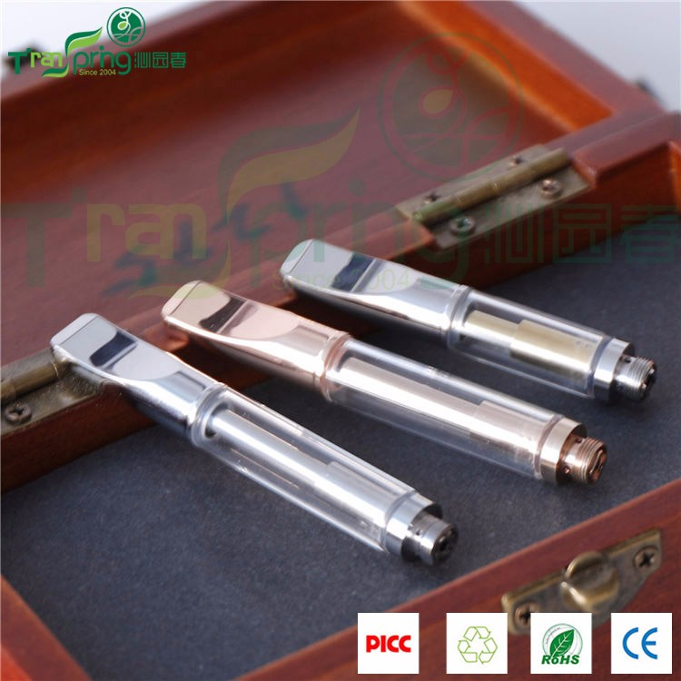 Hot china products wholesale 510 glass e cigarette vape cbd oil vaporizer cartridge