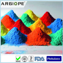 free sample Colorful powder Organic Pigment red/black/green/blue glitter powder