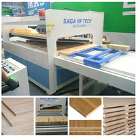 RF Woodworking Machinery,Furniture Gluing Machine,Wood Board Edge Gluing (SP20-SA Upgrade)