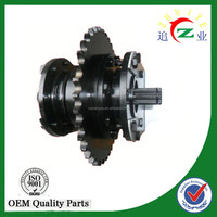 2015 hot product chain drive differential for atv, scooter and buggy