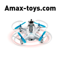 011132c1-RC Quadcopter - RTF - White