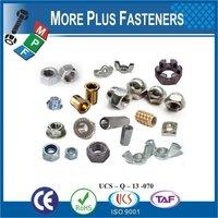 Made In Taiwan Standard Non Standard Custom nut OEM Screws Bolt and Nut