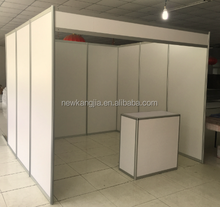10x10 Foot Aluminum Trade Show Standard Exhibition Booth Stand