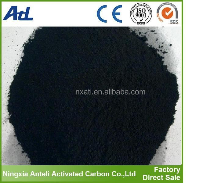 Coal based powder activated carbon /active powder