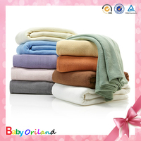 2015 new style cable knit baby blanket