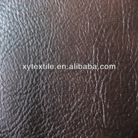 composite leather for sofa Artificial leather for sofa material high quality with kinds of pattern