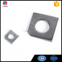 Widely Used Stainless Steel Square Taper Washer