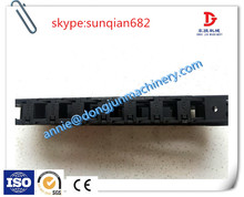 10*11 plastic flexible openable cable drag chain with separators