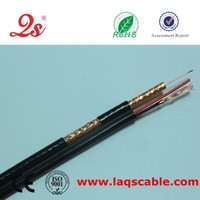 High quality coaxial cable rg59,cable manufacturer CCTV cable,copper conductor wood cable spools