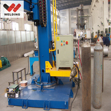 SAW/TIG/MIG Welding Column and Boom Machine And Manipulator For Tube Welding