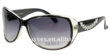 2012 top fashion sunglasses with decoration (CJE405-1)